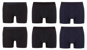 Ten Cate Shorty 6-Pack:  Shorty mix