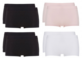 Ten Cate Dames 8-Pack:  Fine shorts