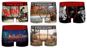 Freegun 5-Pack:  Mix