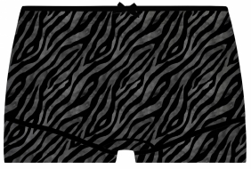 RJ Pure Color Dames Short - Zebra