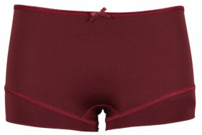 RJ Pure Color Dames Short - Port