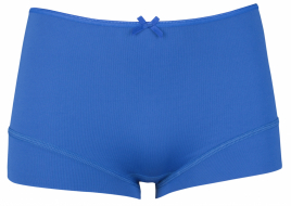 RJ Pure Color Dames Short - Blauw
