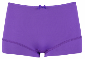RJ Pure Color Dames Short - Paars