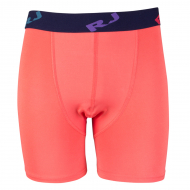 RJ Pure Color Heren Boxershort - Koraal