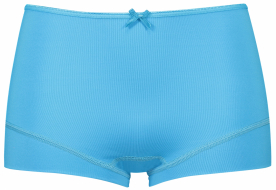 RJ Pure Color Dames Short - Turquoise