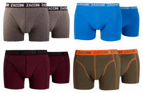 Zaccini 8-pack: Uni / Action